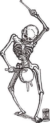 Hans Holbein the Elder :: dance of death