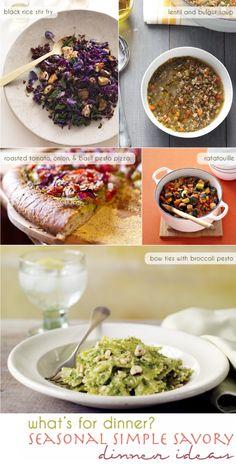 whole foods | plant based | dinner ideas