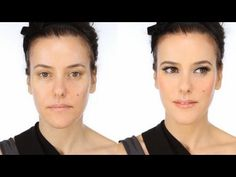 Lisa Eldridge - Beautifying Party/Prom Make-Up (Photo Friendly). For more tips and a list of products visit http://www.lisaeldridge.com/video/20809/simple-beautiful-party-make-up/ #Makeup #Beauty #Tutorial