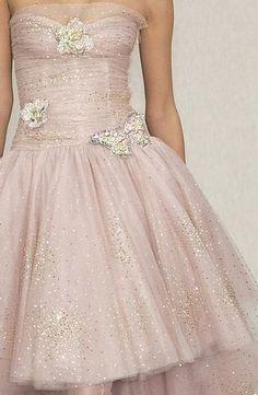little dresses, princess style, chanel, fashion, couture gowns, butterflies, princess dress, sparkly dresses, pink