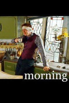 George Weasley.