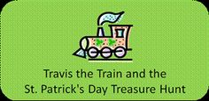 St. Patrick's Day Train-Theme Story- pinned by @PediaStaff – Please Visit  ht.ly/63sNt for all our pediatric therapy pins