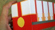 Daniel Tiger Trolley Favor Box . Birthday Party Favors . PBS Parents   PBS