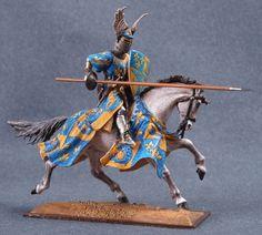 Russian Vityaz about ELITE Soldier: Duke Rene 1st d'Anjou Horseback