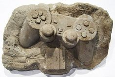 Playstation controller fossils coming to a future near you