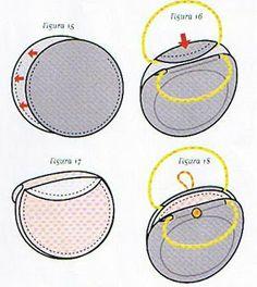 Telares Cachicadán: Telar Circular - Cartera