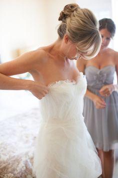 Wedding Dress (Vera Wang)