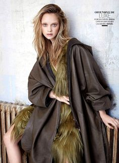 rosie tupper by mads & magnus for madame figaro