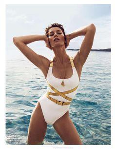 Gisele Bundchen Wows in Vogue Paris' June-July Issue by Inez & Vinoodh