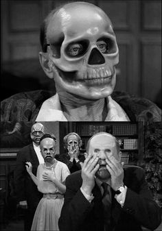 """The Masks"" episode of The Twilight Zone"