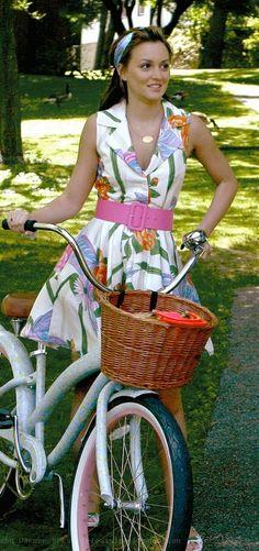 Blair Waldorf's Summer Style on Pinterest | Blair Waldorf ...