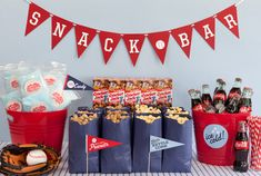 Baseball & Birthdays go so great together.  Would be a home run for any get-together!