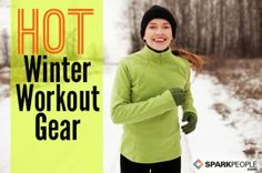 Winter Workout Clothes & Accessories You Need Right Now: Check out our top picks in fun & functional fitness apparel this season! | via @SparkPeople #exercise #cold #fashion