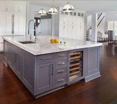 Island ideas beautiful kitchen island ideas gray island paint color