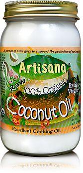 Organic Raw Coconut Butter
