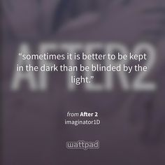 After Wattpad Quotes 2 Quotesgram
