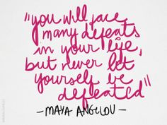 In honor of #MayaAngelou.  A day of my favorite #MayaAngelouQuotes
