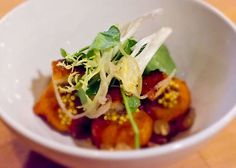 Eel at Yusho (Chicago, IL). #UniqueEats