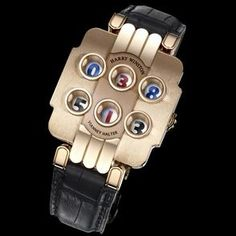 Opus by Harry Winston on Watchonista
