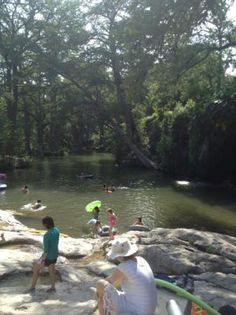 Krause Springs is a well-known camping & swimming site located in the beautiful Hill Country of Texas. It is located in Spicewood, Texas approximately 30 miles west of Austin.