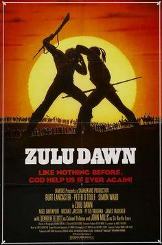 Zulu Dawn  #movie #movieposter