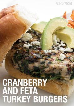 You have to try out these yummy turkey burgers!
