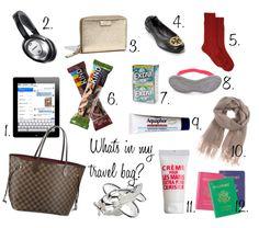 The Urban Slant: travel essentials//gift guide