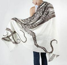 ooooh, octopus wrap!