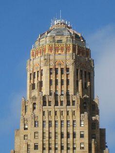 Buffalo City Hall, Buffalo, NY  Buffalo, New York  http://www.travelandtransitions.com/our-travel-blog/