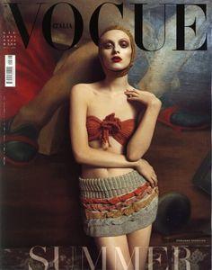 Vogue Italia June 2004.