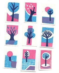 trees - corinne welch