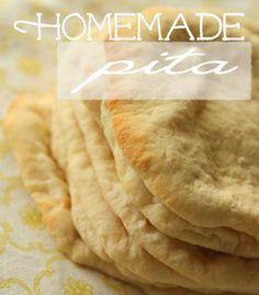 Half Baked: Pita Bread