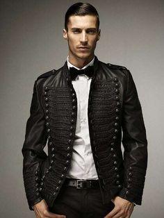 Dapper Classics in the F/W 2009 Zara Menswear Lookbook #suits #mensfashion trendhunter.com