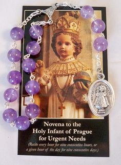 Holy Infant of Prague. I ask that everyone on Awestruck, if you have five available minutes for nine hours, that you would please make an urgent request that hardened hearts would be softened and broken marriages would become whole and families would mirror themselves like the holy family. I am grateful to all who read and partake in this nine hour novena for families, marriages, and indifferent hearts to be healed. God Bless you.