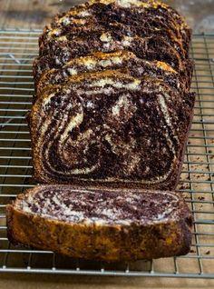 Gluten Free Marble Cake