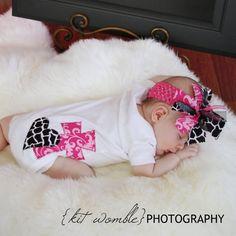 Adorable onesie