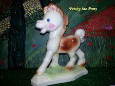 Frisky the Pony