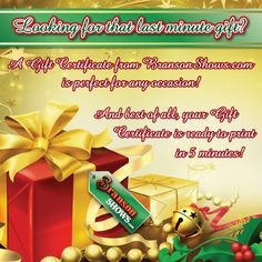 gift certificates, gift ideas, minut gift, holiday gifts, last minute gifts, print