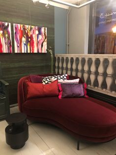 Vuelta Chaise Longue by Jaime Hayon for Wittmann now at Raadhuisstraat3
