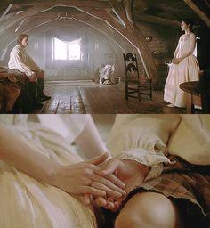 Claire (Caitriona Balfe) and Jamie's (Sam Heughan) Wedding Night   Outlander on Starz