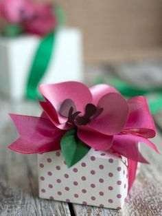 How To Make Tropical Paper Orchids: Tropical orchids can be expensive; here is a handcrafted option for those who love these flowers but dont want to spend all that money. To get started, a target=blank href=http://img.diynetwork.com/DIY/2013/05/08/DO_NOT_RESIZE_DIYORCHID.pdfdownload and print the template/a. From DIYnetwork.com