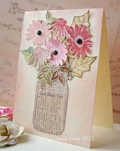 Absolutely love this gorgeous card!