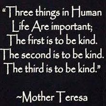 Mother Teresa Quotes - http://todays-quotes.com/2013/02/22/mother-teresa-quotes/ Canvas Ideas, Wise Women, Kindness Matter, Mean People, Inspiration, Kids Treats, Mothers Teresa Quotes, Random Acting, Kindness Quotes
