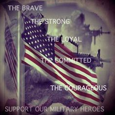 The Brave, The Strong, The Loyal, The Committed, The Courageous #USMilitary - Attention: US Military Help celebrate a great career in the US Military Personalized custom Military rings : http://www.us-military-rings.com  #us #military #USMilitary #USArmy #Army