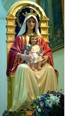 Virgen de Coromoto. Venezuela.