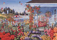 Diane Phalen Art Gallery - Summer Memories