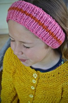 quick knitting projects