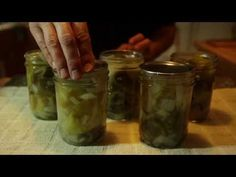 How to Can - Pickled Hot Pepper Recipe