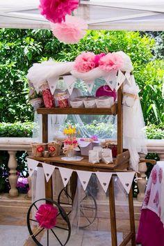 Carrito chuches comunion sevilla www.ilovechuches.com