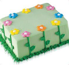 Baskin-Robbins | Flower Garden Cake